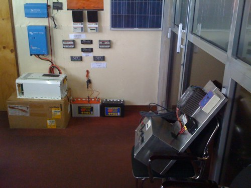 SolarNexus V1 at Ensol office