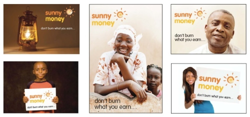 Sunny Money advertisements